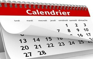 CALENDRIERS CHAMPIONNATS